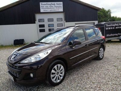 usata Peugeot 207 1,6 HDi 92 Active SW