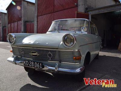 brugt Opel Olympia RekordP2