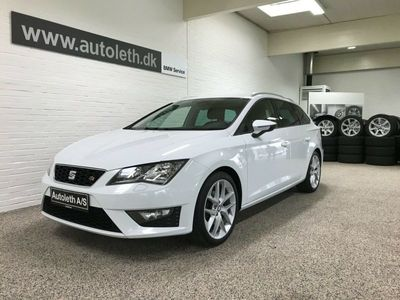 brugt Seat Leon ST 1,4 TSi 150 FR