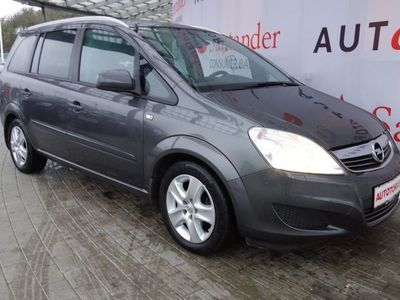 brugt Opel Zafira 1,7 CDTI Enjoy 7 Personers 110HK