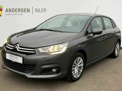 brugt Citroën C4 1,2 PureTech Seduction start/stop 130HK 5d 6g