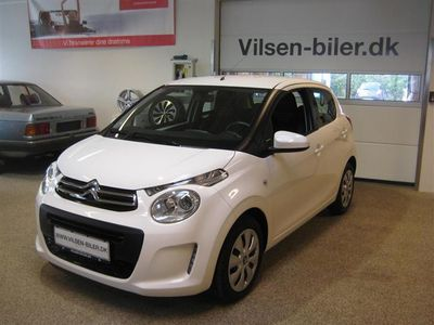 brugt Citroën C1 1,2 PureTech Feel+ 82HK 5d