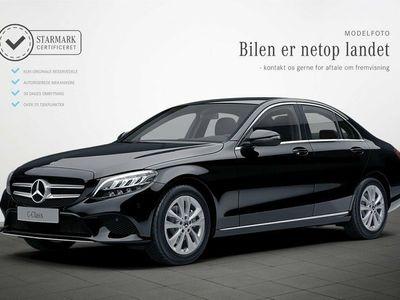 used Mercedes C220 d 2,0 Avantgarde aut.