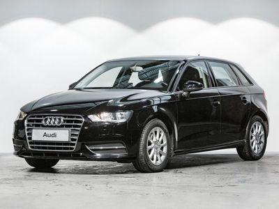 brugt Audi A3 Sportback 1,6 TDi 110 Attraction