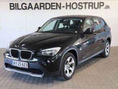 brugt BMW X1 2,0 sDrive20d