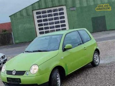 brugt VW Lupo Nysynet