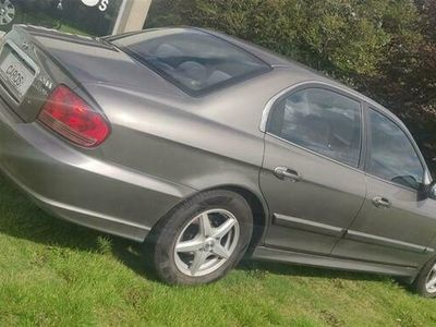 brugt Hyundai Sonata 2,7 V6 GLS 171HK Aut.