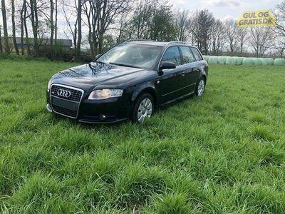 brugt Audi A4 Avant b7 2,0 benzin s-Line
