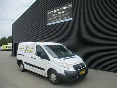 brugt Fiat Scudo L1H1 1,6 Multijet Comfort 90HK Van 2013