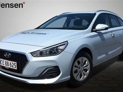 brugt Hyundai i30 Cw 1,0 T-GDI 2019 Edition 120HK Stc 6g