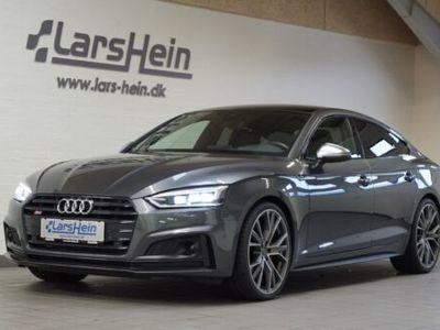 brugt Audi S5 Sportback TFSi quattro Tiptr.