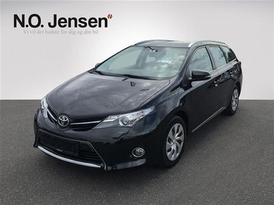 brugt Toyota Auris 1,6 Valvematic T2 132HK Stc 6g