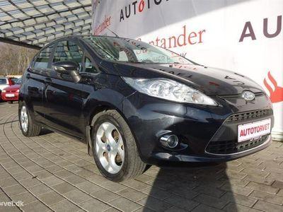brugt Ford Fiesta 1,6 Titanium 120HK 5d