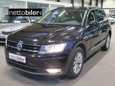brugt VW Tiguan 2,0 TDi 150 Comfortline DSG 4M BMT