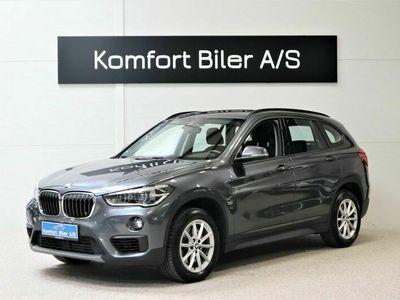 brugt BMW X1 sDrive20i Advantage aut. 2,0