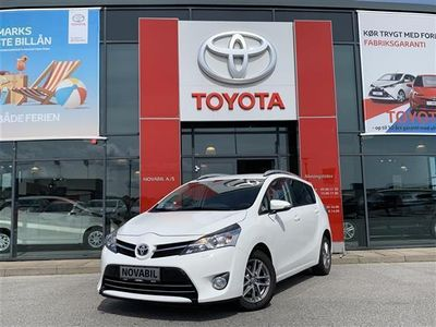brugt Toyota Verso 7 pers. 1,6 D-4D T2 Touch 112HK 6g