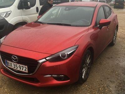 usado Mazda 3 2.0 120 HK Optimum