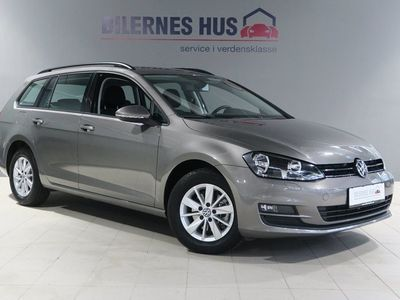 brugt VW Golf VII 1,4 TSi 125 Style DSG BMT