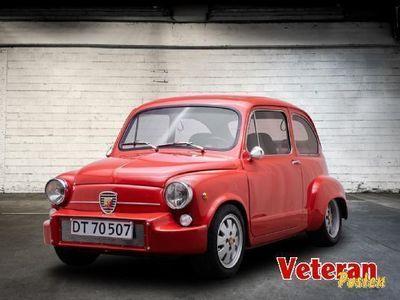 brugt Fiat 600 1000TC Abarth Replica