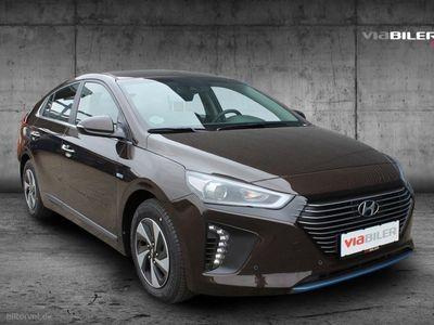 used Hyundai Ioniq 1,6 GDI Premium DCT 141HK 5d 6g Aut.