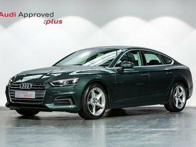 brugt Audi A5 Sportback 2,0 TDi 190 Sport S-tr.