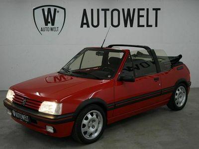 brugt Peugeot 205 1,9 CTi Cabriolet