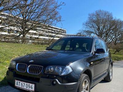 brugt BMW X3 3.0 204 HK