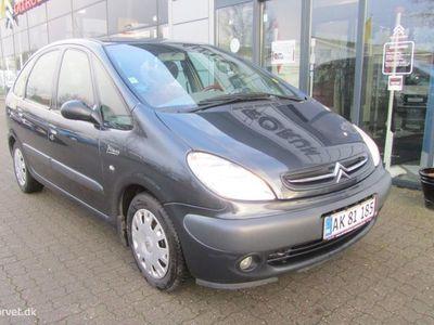 brugt Citroën Xsara Picasso 1,8 i 16V Prestige 117HK