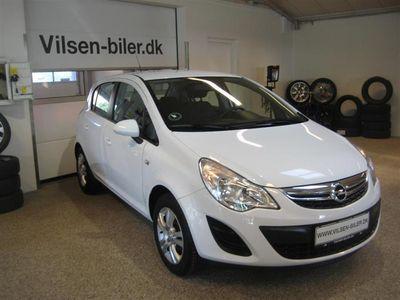 brugt Opel Corsa 1,0 Twinport Enjoy 65HK 5d