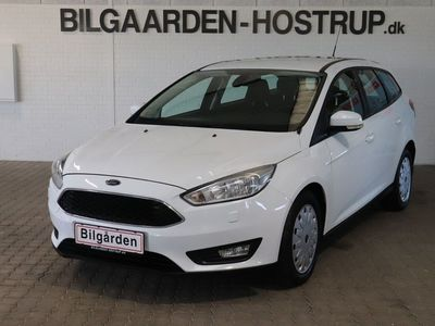 brugt Ford Focus 1,5 TDCi 105 Trend stc. ECO