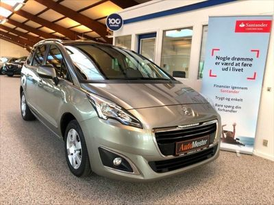 brugt Peugeot 5008 5008BlueHDi 150 Style 7prs