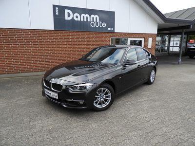 brugt BMW 320 2,0 LUXURY LINE steptronic 163HK aut 4d