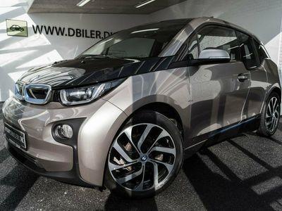 begagnad BMW i3 aut.