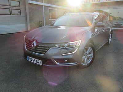 brugt Renault Talisman dCi 130 EDC 1,6