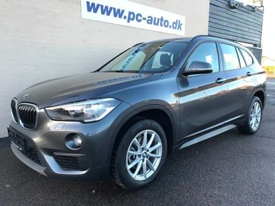 used BMW X1 2,0 sDrive18d