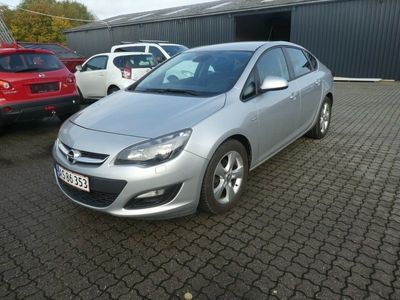 brugt Opel Astra 7 CDTi 110 Enjoy eco