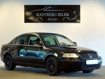 brugt VW Passat 1,9 TDi DK Trendline