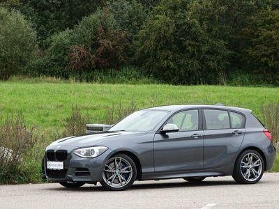 brugt BMW M135 i 3,0 M-Sport aut.