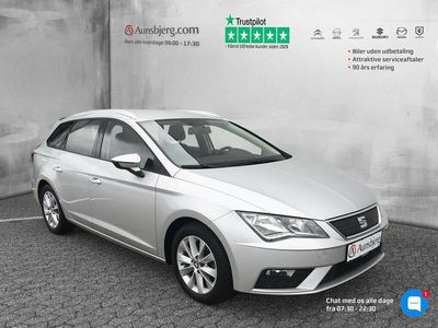 brugt Seat Leon ST TSi 115 Style DSG
