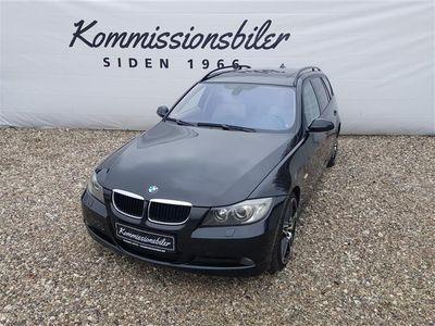 brugt BMW 320 d 2,0 D 177HK 6g