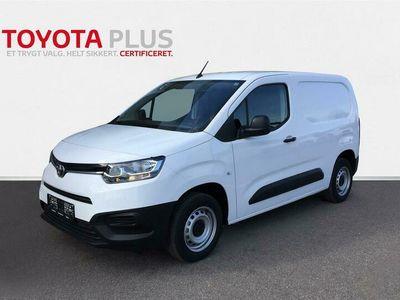 brugt Toyota Proace City Medium 1,5 D Base+ 75HK Van