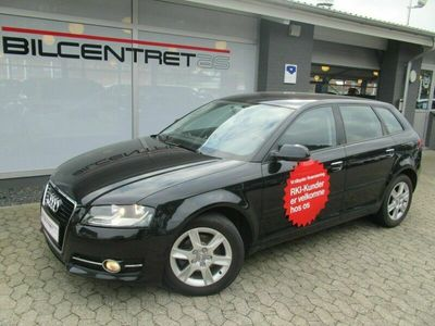 brugt Audi A3 Sportback 1,6 Attraction