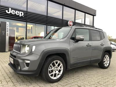 brugt Jeep Renegade 1,6 MJT Limited First Edition DCT 120HK 5d 6g Aut.