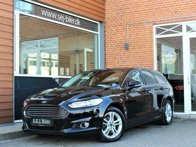 brugt Ford Mondeo 2,0 TDCi Titanium 150HK Stc 6g A+