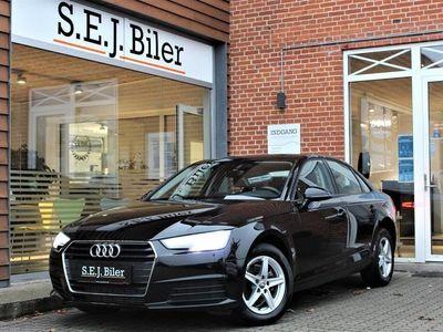 brugt Audi A4 2,0 TFSI 190HK 6g A