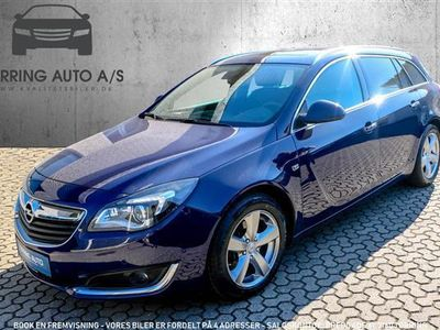 brugt Opel Insignia Sports Tourer 2,0 CDTI Cosmo 170HK Stc 6g