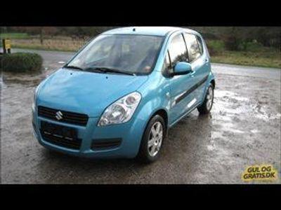 brugt Suzuki Splash DDiS GLS 1,3 5d personbil