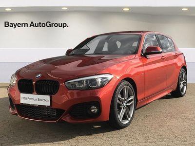 begagnad BMW 118 d 2,0 M-Sport aut.
