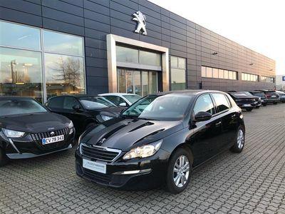 brugt Peugeot 308 1,6 THP Active 125HK 5d