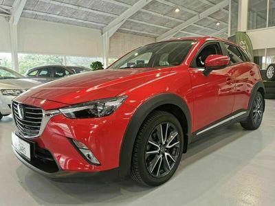 brugt Mazda CX-3 2,0 SkyActiv-G 150 Optimum aut. AWD